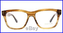 New Tom Ford Eyeglasses Men TF 5372 Brown 048 TF5372 54mm