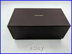 New Tom Ford Katrine Soft Squared Sunglasses in Black FT0617-BBL1037R3