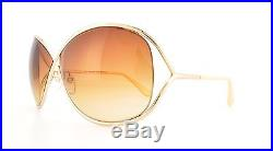 New Tom Ford Sunglasses FT0130 Col 28F Size 68 mm