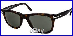 New Tom Ford Sunglasses FT0336 LEO Polarized 56R