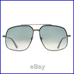 New Tom Ford Sunglasses FT0439 Col 01Q Size 60 mm