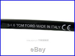 New Tom Ford Sunglasses TF276 Candice 01B Black FT0276/S Authentic