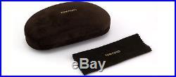 New Tom Ford TF 248 Henry 52A Havana Gunmetal Plastic Sunglasses Grey 51mm Lens