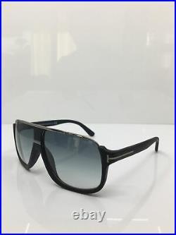 New Tom Ford TF 335 Eliott Sunglasses Matte Black Authentic Aviator Sunglasses