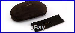 New Tom Ford TF248 Henry 55J Vintage Havana Plastic Sunglasses Brown Lens