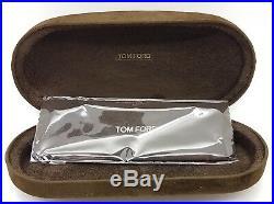 New Tom Ford Tamara sunglasses TF0454 01C Black Blue Gradient Butterfly TF 454