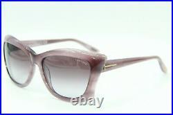 New Tom Ford Tf 280 83z Lana Purple Gradient Sunglasses Authentic 59-16