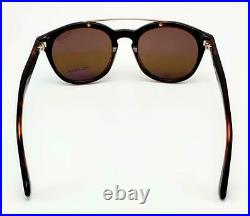 New Tom Ford Tf 515 Newman 05h Polarized Authentic Sunglasses Tf515 53-21