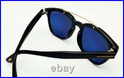 New Tom Ford Tf 516 01a Black Authentic Sunglasses Tf516 54-19