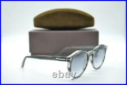 New Tom Ford Tf 591 20b Gray Gradient Authentic Frame Sunglasses 51-20
