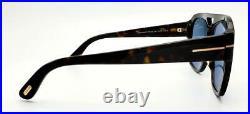 New Tom Ford Tf 630 52v Havana Authentic Sunglasses Tf630 61-15