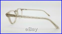 New Tom Ford sunglasses TF5488 20A 47mm Clear Low Light Yellow Lens AUTHENTIC TF