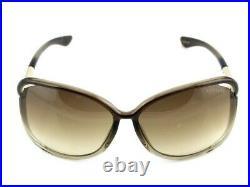 RARE Genuine TOM FORD RAQUEL Brown Bronze Sunglasses TF 076 FT 0076 38F TF 76