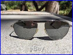 54f815af8046 RARE Limited Edition TOM FORD JAMES BOND 007 Aviator Sunglasses TF 108 18C