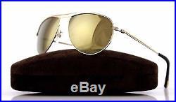 RARE NEW Collectors TOM FORD JAMES BOND 007 Aviator Sunglasses TF 108 28L FT