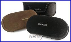 TOM FORD FARRAH Men Women CABLE CAR SUNGLASSES BLACK GUNMETAL GREY 0631 01A SKI
