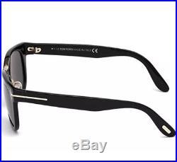 cc89985e08f TOM FORD FT0045 TF 0045 01D JACK Black Grey Polarized Men Sunglasses Small  51mm