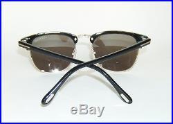 Tom Ford Henry Ft0248 05n Black Gold Clubmaster Sunglasses 53 James Bond Spectre