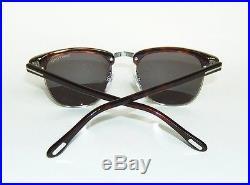 Tom Ford Henry Ft0248 52a Havana Brown Vintage Sunglasses 53 James Bond Spectre