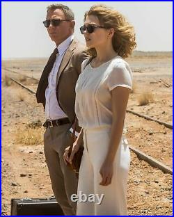 TOM FORD James Bond 007'SPECTRE' SUNGLASSES Havana Torte Grey HENRY 0248 52A 53