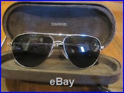 TOM FORD Marko TF144 18V polarized Sunglasses JAMES BOND 007 SKYFALL Italy