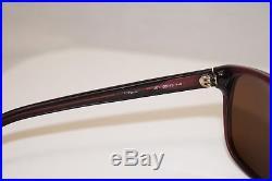 TOM FORD Mens Designer Sunglasses Brown Square Alphonse TF195 50T 12043