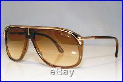 TOM FORD Mens Designer Sunglasses Brown Wrap FORD TF3 288 17531