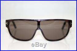 TOM FORD New Mens Designer Brown Sunglasses WAGNER TF292 52J 10718