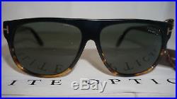 TOM FORD New Sunglasses Havana Gray Polarized Stephen TF375 05R 59 13 145