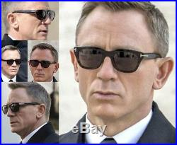 TOM FORD SNOWDON James Bond 007'SPECTRE' Mens Sunglasses BLACK HAVANA 0237 05B