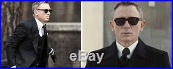 TOM FORD SNOWDON James Bond 007'SPECTRE' Sunglasses BLACK HAVANA 0237 05B 52
