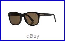 TOM FORD Sunglasses NICOLO 0629 01A BLACK Frame / Brown Lens Standard Size