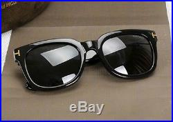 TOM FORD TF211 Men's Fashion Summer Sunglasses, Black/Gold