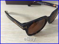 TOM FORD TF211 Men's Fashion Summer Sunglasses, Tortoise
