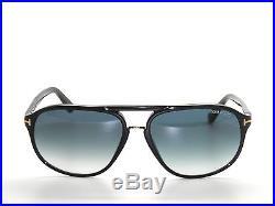 Tom Ford Tf447 447 Jacob 01p Black Sunglasses