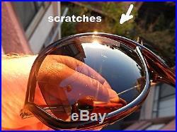 Tom Ford. Whitney. Authentic. Oversized Soft Round Polarized Sunglasses
