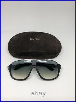 Tom Ford 50mm Gradient Smoke Sunglasses (FT0237-05B)