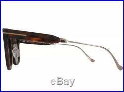 Tom Ford Alex-02 TF 541/S 55U Havana Gold Flash Mirror Brown Gradient Sunglasses