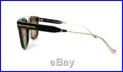 Tom Ford Alex-02 TF0541 52E Dark Havana / Brown Lens 51mm Sunglasses