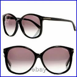 Tom Ford Alicia oversized womens sunglasses gradient TF275 52F 59-15-140