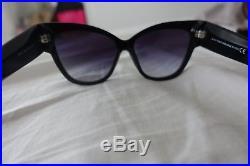 Tom Ford Anoushka Cat Eye Sunglasses