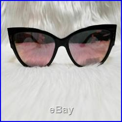 c8b159310e Tom Ford Anoushka Sunglasses Pink Mirrored Women FT0371 01Z