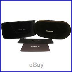 Tom Ford Anoushka Sunglasses TF 371 20B 57mm Women Cateye
