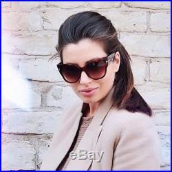 Tom Ford Anoushka Womens Sunglasses Blonde Havana Torte Brown Gradient 0371 53f