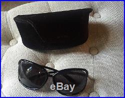 Tom Ford Black Raquel 63 Mm Women's Oversized Sunglasses