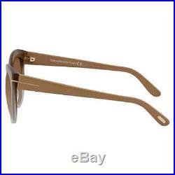 Tom Ford Brown Gradient Cat Eye Ladies Sunglasses FT 0430 59G FT 0430 59G