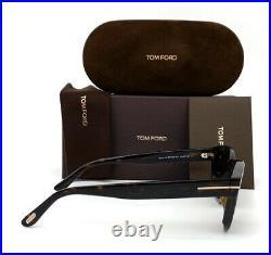 Tom Ford Bryan FT0590 52J Dark Havana / Brown 51mm Sunglasses TF0590