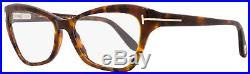 Tom Ford Butterfly Eyeglasses TF5376 052 Size 54mm Vintage Havana/Gold FT5376