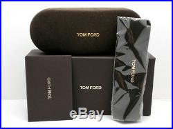 Tom Ford CONNOR-02 FT 0557 shiny rose gold/dark yellow (28E E) Sunglasses