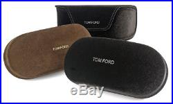 Tom Ford Charles Brow Bar Aviator Sunglasses Rose Gold Brown Gradient 0035 772